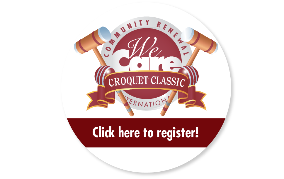 Click here to register for the 2016 Croquet Classic!