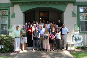 Hilman House Dedicates Property to CRI