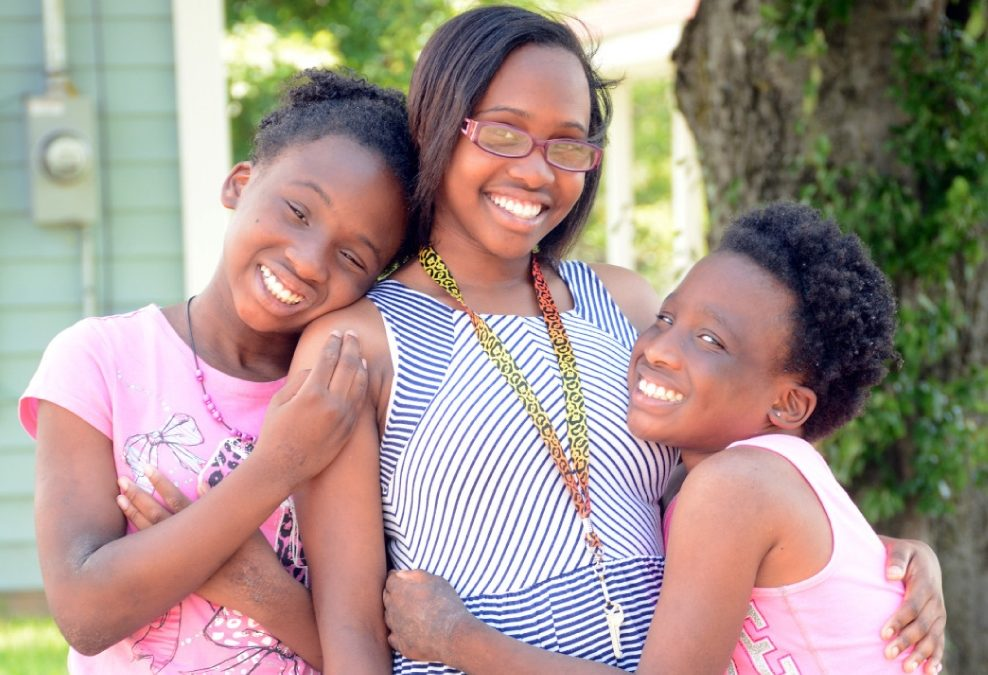 Sisters find joy at Friendship House